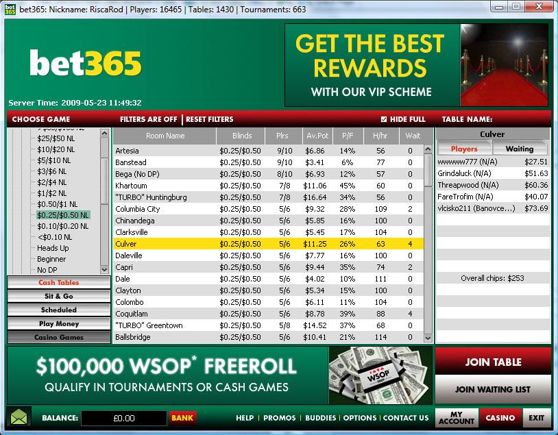 bet365-lobby