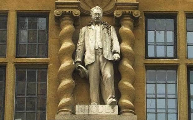 Лесно е да се иска премахване на статуята на Сесил Родс. Какво ли ще стане, ако някой поиска лицето на Джордж Вашингтон да се премахне от Маунт Ръшмор, само защото е бил робовладелец.