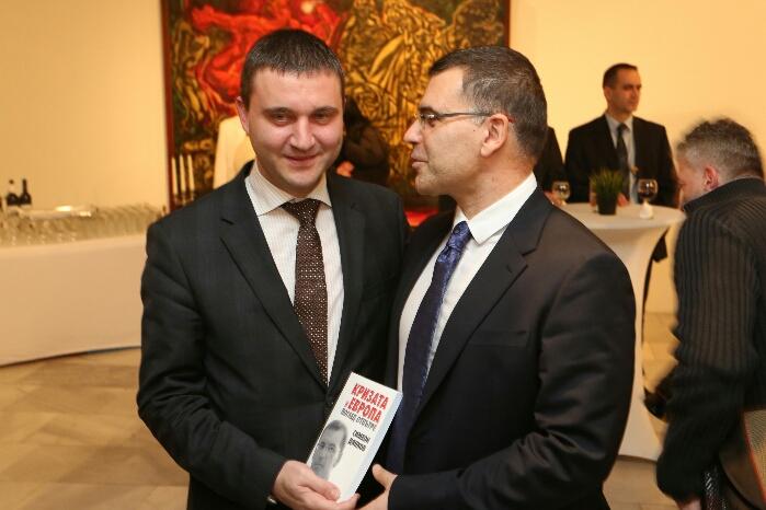 Най-вредният от всички икономисти на ГЕРБ - Симеон Дянков и неговият наследник Владислав Горанов, който видимо не оцени момента за присъединяване към ERM 2.